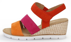 GABOR MULTI-COLOR WEDGE 5.752