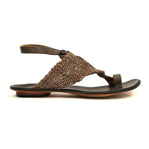 CYDWOQ DIVE LEATHER SANDAL