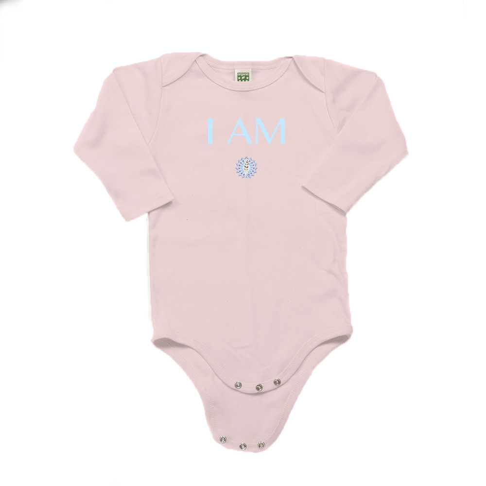 Dharma Baby Collection, Onesie, I AM