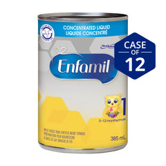 Enfamil® Infant Formula, Concentrated Liquid, 385mL, 12 cans
