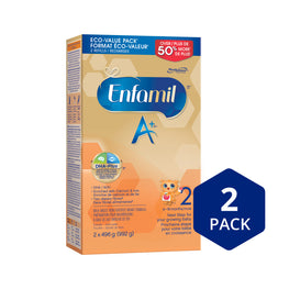 Enfamil A+® 2 Infant Formula, Powder Refill, 992g