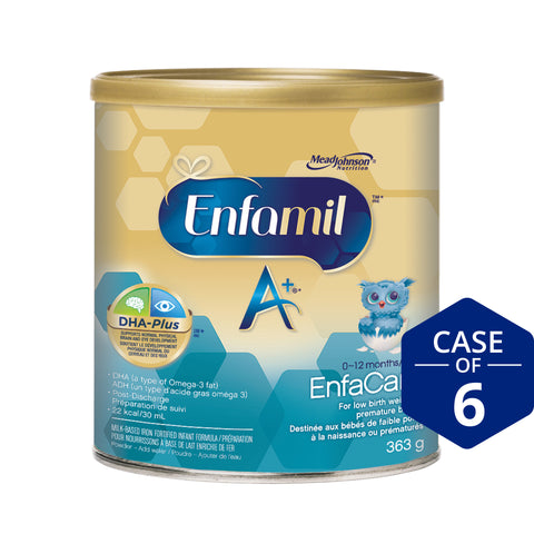 Enfamil A+® EnfaCare® Infant Formula, Powder, 363g