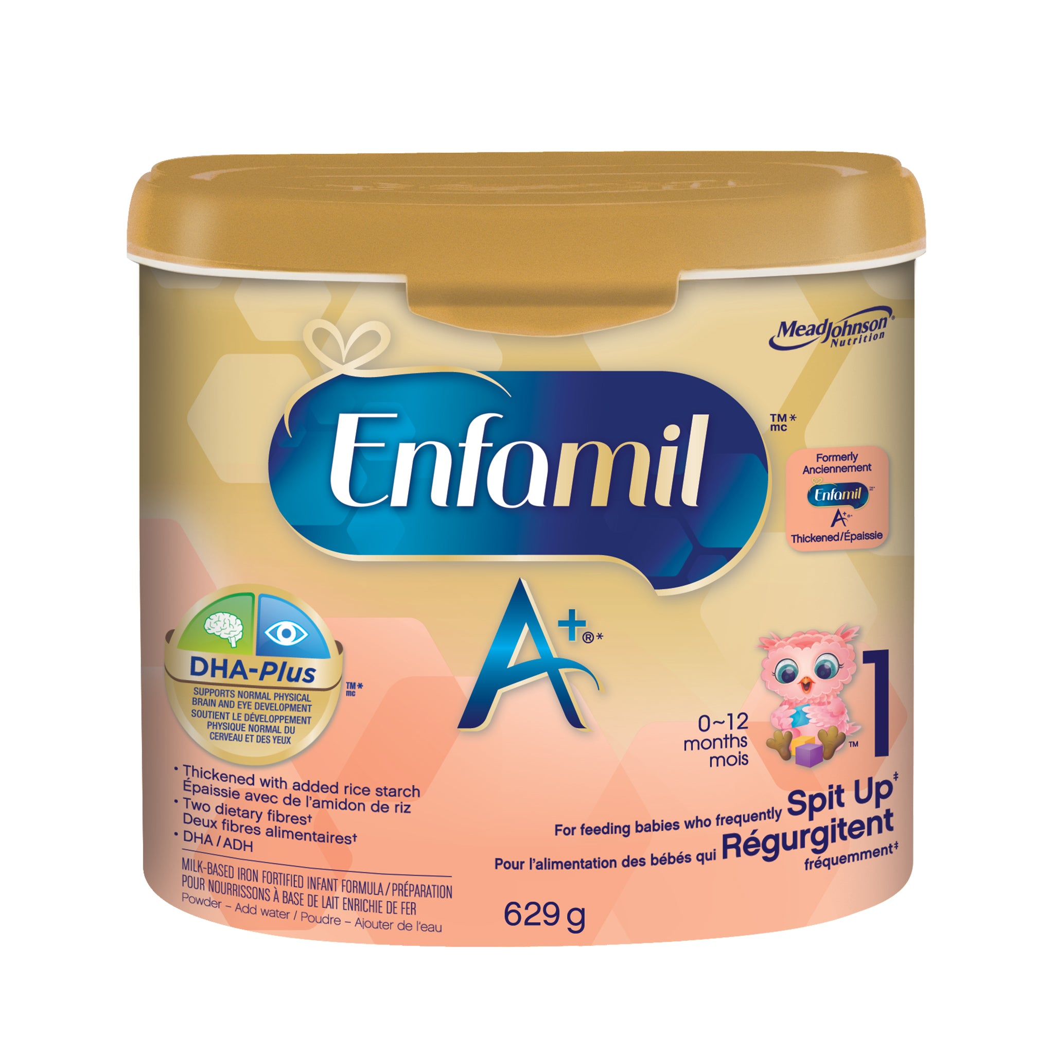 Enfamil® A+ for frequent Spit Up, Powder, 629g