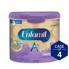 Enfamil A+ Gentlease® Infant Formula, Powder Tub, 629g