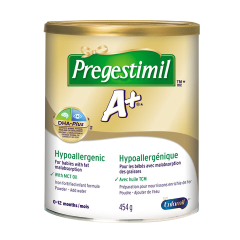 Pregestimil® A+® Infant Formula, Powder, 454g