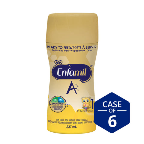 Enfamil A+ Infant Variety Pack