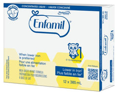 Enfamil Lower Iron, Concentrated Liquid