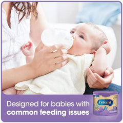 Enfamil A+ Gentlease, designed for babies with common feeding issues