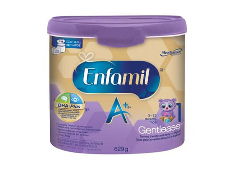 Enfamil A+ Gentlease Powder Tub