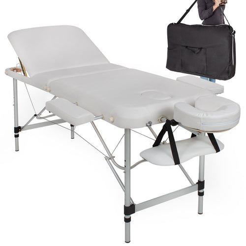 Table de massage Aluminium Anlite 3 sections