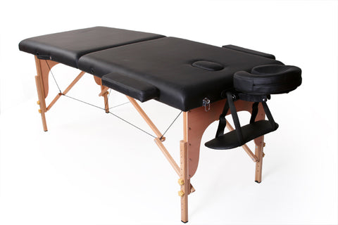 Table de massage Bois 3 sections Melody