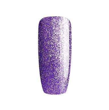 BLUESKY GEL POLISH - AMETHYST AURA - PLATINUM-14