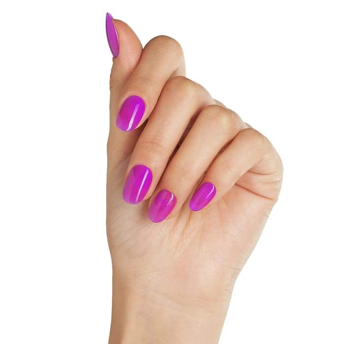 BLUESKY GEL POLISH -GOTHIC GRAPE - NEON11