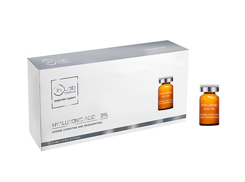 Sérum Inlab Médical acide hyaluronique 3%
