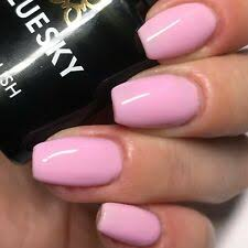 Copie de BLUESKY GEL POLISH - BABY PINK - DC-096