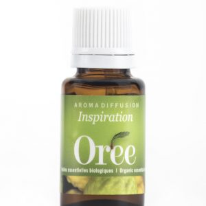 Huile essentielle aromadiffusion Orée Inspiration