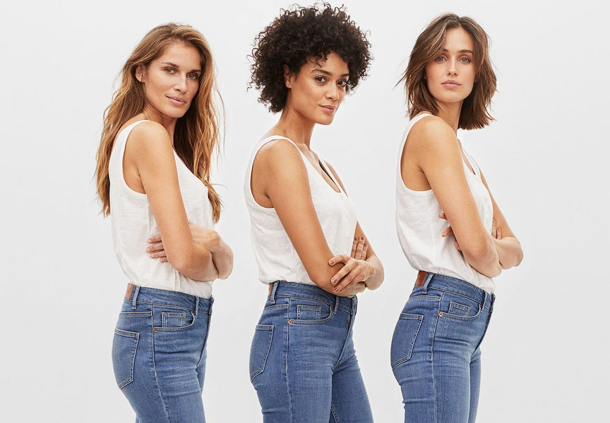 3 denim trends you'll see at Resonance this season — and 2 you won't