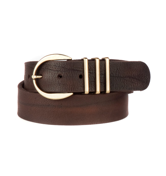 Brave Kiku Denim Belt