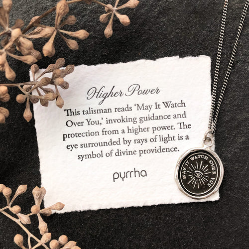 Pyrrha Higher Power Talisman 18