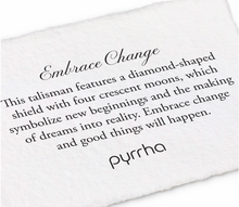 Load image into Gallery viewer, Pyrrha Embrace Change Necklace N1231-18