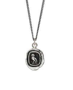 Pyrrha Watch Over Me Necklace N989-19