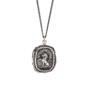 "Pyrrha Live Your Truth Talisman 18"" Medium Cable (1.9mm)"