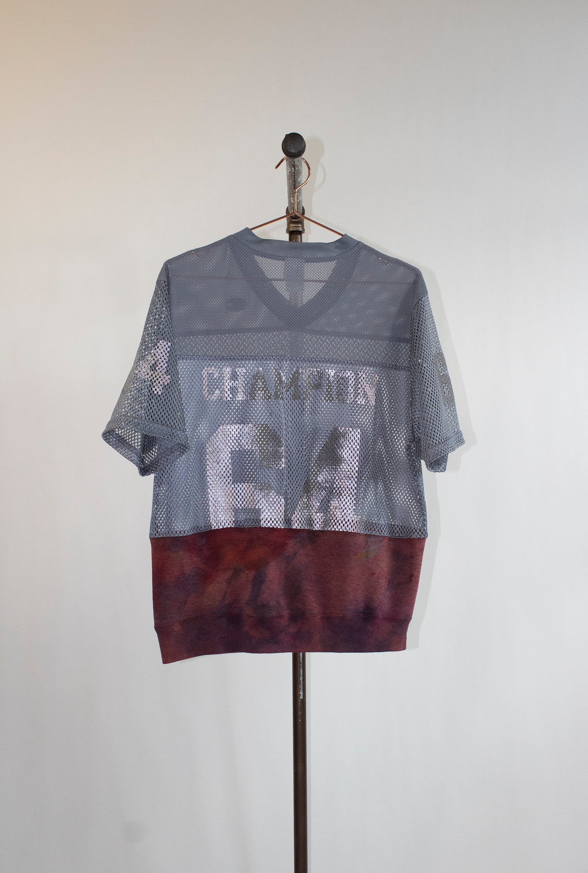 Reflective Come Back Jersey - Gray