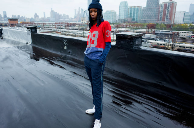 Reflective Come Back Jersey - Red