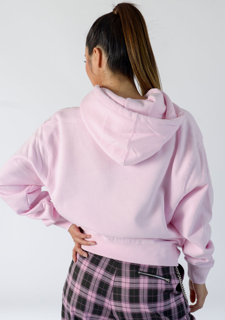 LOVE IS ECSTASY HOODIE - FEMMEMUTE Women's Streetwear