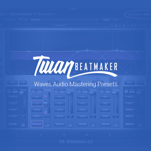 TBM Waves Audio Mastering Presets