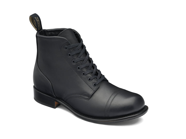Blundstone 151 Goodyear Welt Heritage Black Lace Up