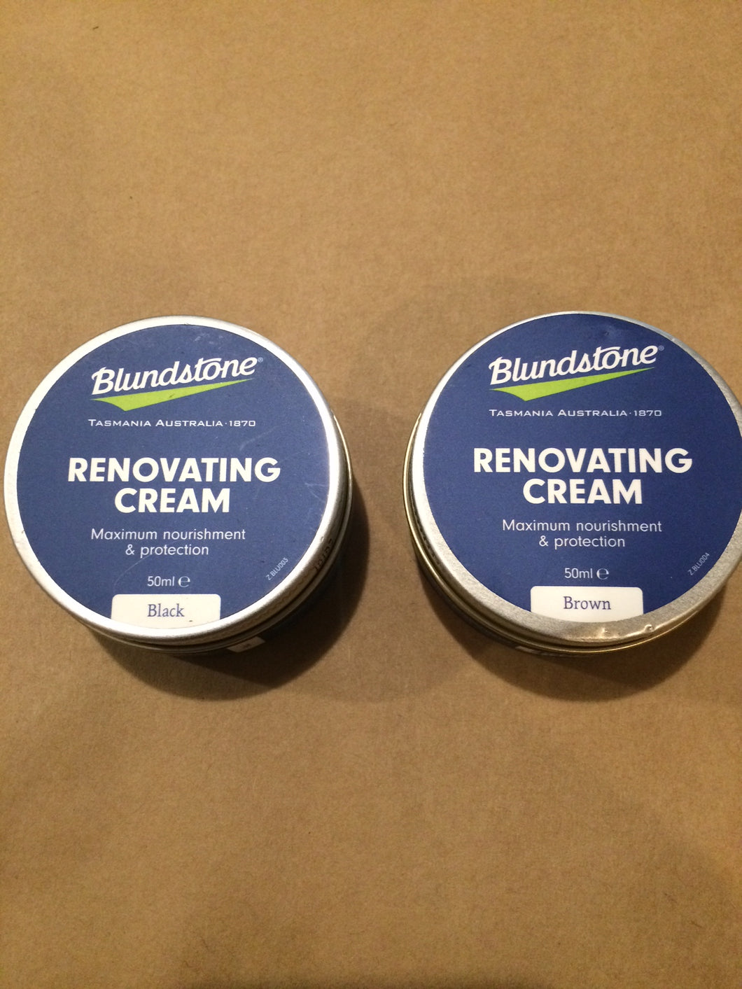 Blundstone Renovating Cream 50 ml
