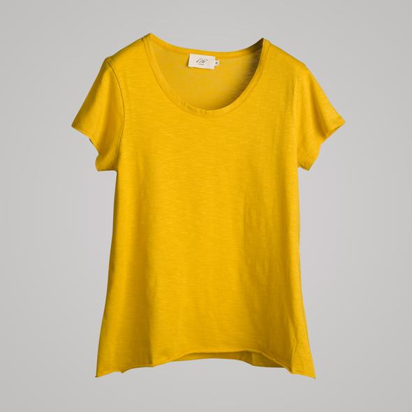 d´Els T Shirt Short Sleeve Round Neck