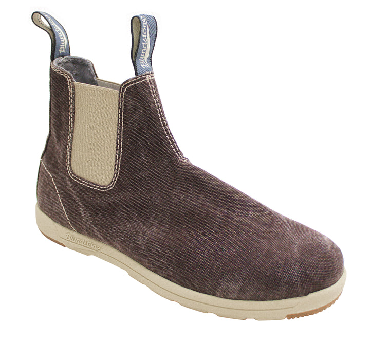 Blundstone Summer Canvas Rustic Brown