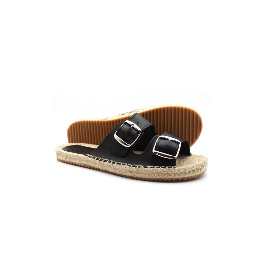 Solillas Buckle Strap Black