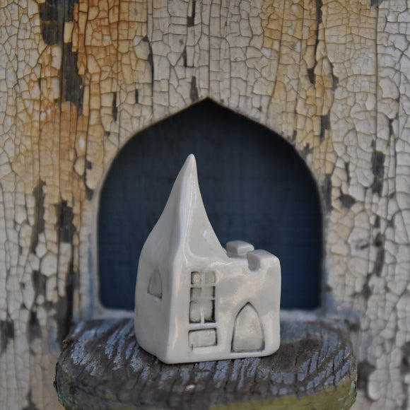 Tiny Cathedral #1 in Porcelain