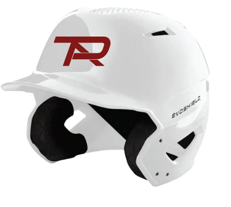 Evoshield PTA Helmet with decal and number