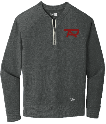 New Era Mens 1/4 Zip Pullover