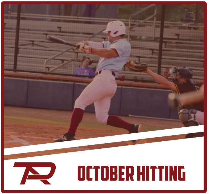 October Advanced Hitting 12U-17U