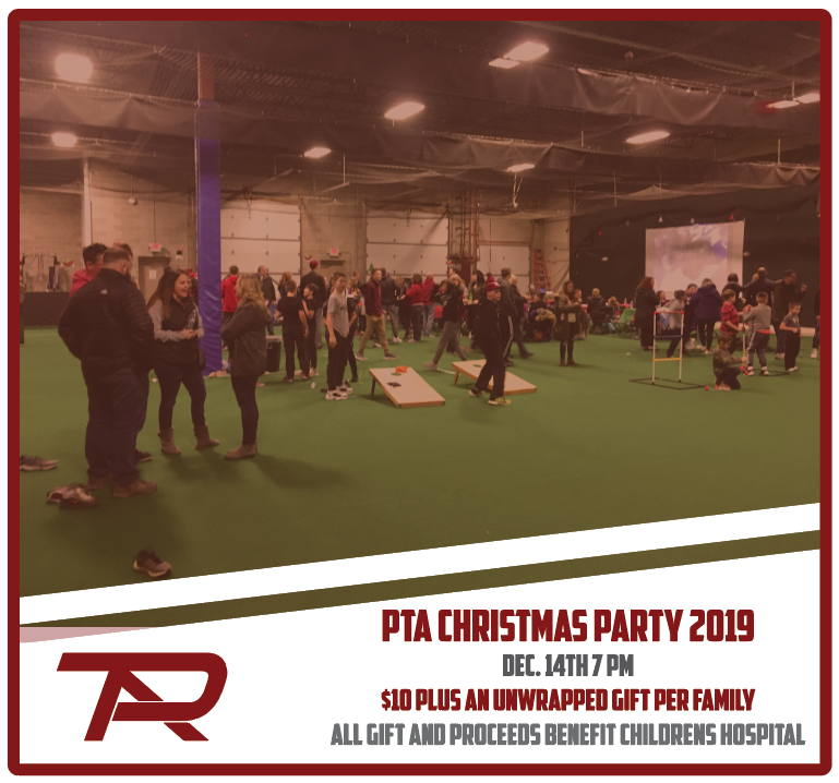 Dec. 14th PTA Christmas Party