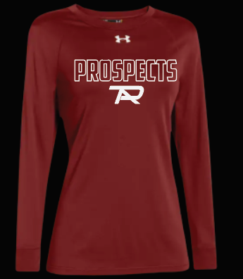 UA Ladies Long Sleeve Locker T