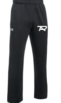 UA Mens Hustle Fleece Pants