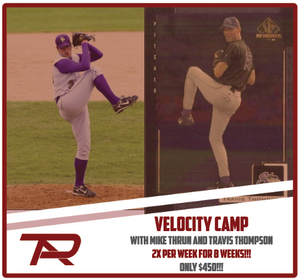 8 Week Velocity Camp with Travis Thompson and Mike Thrun - $450