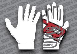 White S2N PTA Batting Gloves