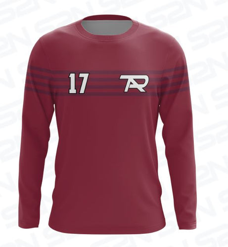 S2N PTA Longsleeve Pullover with player number