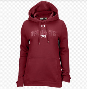 2021 Under Armour Ladies Hustle Fleece