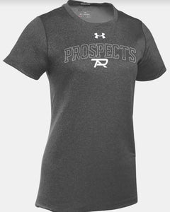 2021 Under Armour Ladies Locker T - Carbon