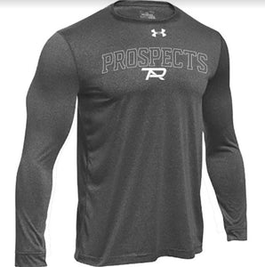 2021 Under Armour Long Sleeve Locker T - Carbon