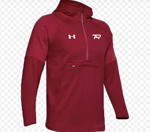 2021 Under Armour Men's Terry Fleece Anorak