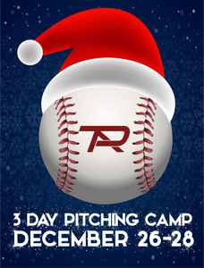 2020 PTA 3-Day Christmas Pitching Camp
